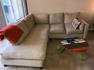 Designer Sofa - Excellent Condition Little Bay Eastern Suburbs Preview