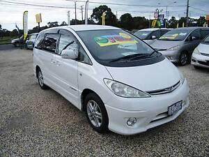 2004 Toyota Estima (#1607) 2.4 L Aeras G Edition Moorabbin Kingston Area Preview
