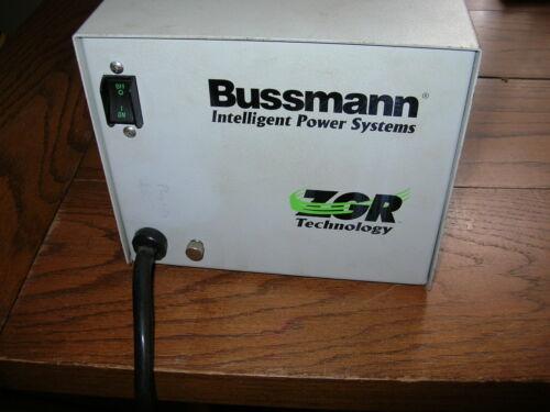 BUSSMANN IPS2000R ZGR Intelligent POWER SYSTEM GROUND CONDITIONER 2000VA 16.0A