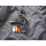 Commodore 64/128 RCA Video Monitor Cable Chroma  NEW