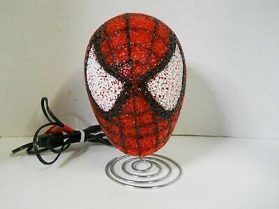 Spider Man Night Light Lamp