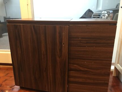 BARGAIN - Sewing Machine Cabinet For Sale