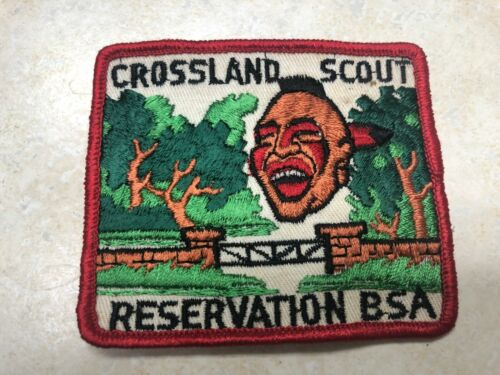 Crossland Scout Reservation Camp Patch