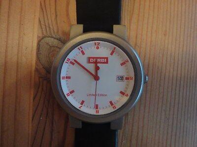 Armbanduhr Unisex Derbi Motorroller Liebhaber