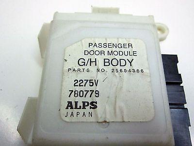 Used GM PASSENGER SIDE FRONT DOOR MODULE Bonneville Aurora LeSabre (Module Front)