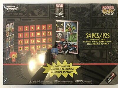Marvel Funko Advent Calendar Sealed