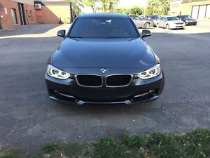 BMW 328i xDrive 2013 SportLine Navigation Backup Sensors