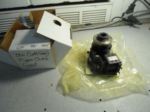 Warner Electric 306-26-157 Clutch CCW S-19-184
