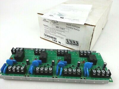 Mr-04t Airproducts Controls Multi-voltage Relay