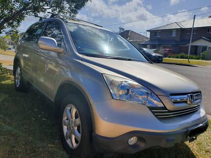2008 Honda CR-V LUXURY Automatic SUV Woolooware Sutherland Area Preview