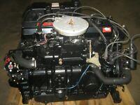 MERCRUISER 3.7 L, 165, 170-190, 465, 470 (4 CYL) COMPLETE MARINE MOTOR / ENGINE