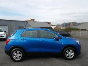 2016 Holden Trax Burnie Burnie Area Preview