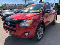 2010 Toyota RAV4 SPORT 4WD 4X4 SUNROOF ALLOYS...PERFECT COND.