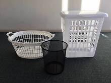 LAUNDRY HAMPER + LAUNDRY BASKET + WASTE PAPER BASKET New Town Hobart City Preview