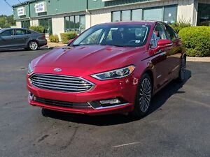 2018 Ford Fusion Hybrid Titanium HYBRID/LEATHER/NAVIGATION/CO...