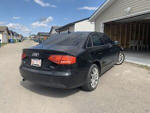 2010 AUDI A4 GOOD CONDITION NEED GONE