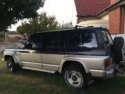 Nissan GQ Patrol 1992 EFI Petrol LPG Auto 215k km South Plympton Marion Area Preview