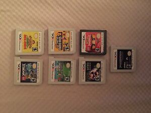3ds and ds game