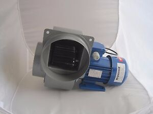 Industrial Centrifugal Extractor Fan Blower 1300m3/hr high power 230v filter