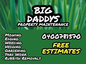 MOWING AND GARDEN CARE ORMEAU PIMPAMA COOMERA YARRABILBA
