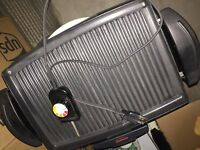 Sunbeam indoor electric grill