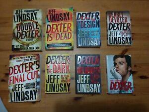 Complete set of Jeff Lindsay Dexter series