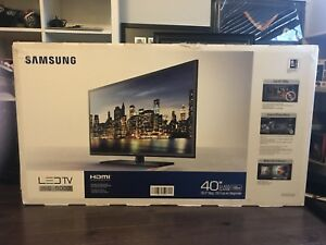 "Samsung 40"" 1080P HD LED TV"