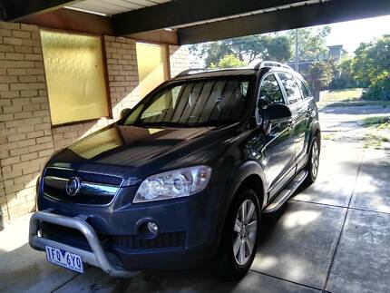 7 Seaters Car 2010 Holden Captiva Wagon Dingley Village Kingston Area Preview