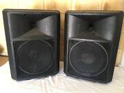 Ex Hire PA / DJ Speaker Pair Meadow Springs Mandurah Area Preview