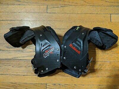 Riddell Power SPK Adult Football Shoulder Pads - FB / LB used XL 48