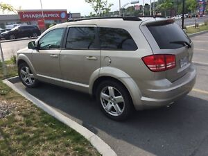 Dodge journey 2009 7 places