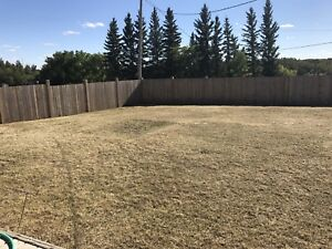 Trailer and Large Lot for Sale in Hillmond, SK