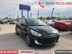 2017 Hyundai Accent SE | 1OWNER | ROOF | HEATED SEATS