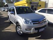 2010 Great Wall X240 4X4 Manual Wagon $5999 Beckenham Gosnells Area Preview