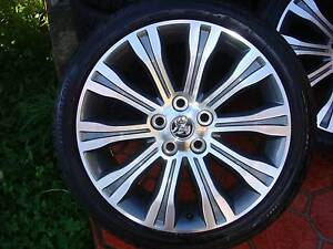 "Set Of 19"" Genuine Holdel Calais V VF My15 5 Stud x 120 PCD ! Green Valley Liverpool Area Preview"