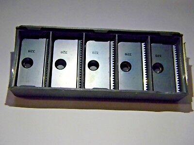 Iscar Carbide Thread Mill Inserts MT40 I 14 UN Grade IC328 Box of 5 5602836