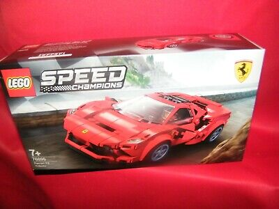 LEGO - SPEED CHAMPIONS - 76895  - Ferrari F8 Tributo - NEW