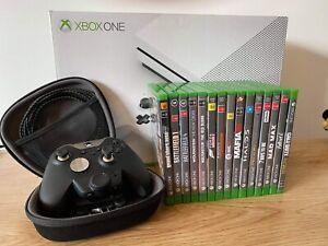 Xbox one S 1tb w Xbox Elite Controller $450