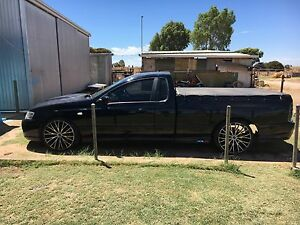2006 BF XR8 UTE MK1 Balaklava Wakefield Area Preview