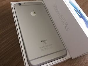 As new iPhone 6s Plus 64gb sliver Eight Mile Plains Brisbane South West Preview