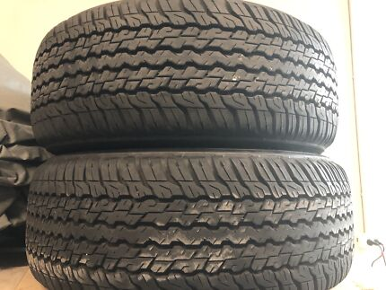 285/60/18. Tyres Landcruiser  Lane Cove West Lane Cove Area Preview