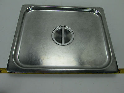 Half Size Pan Lid Steam Table Restaurant Buffet Catering Food Service Sku B T