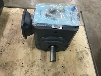 New No Box Boston Gear 251 Ratio Speed Reducer F732-25e-b7-j