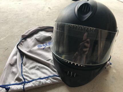 Shark Motor Bike Helmet