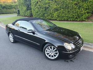 2007 Mercedes-Benz CLK350 Convertible - GREAT COND Sippy Downs Maroochydore Area Preview