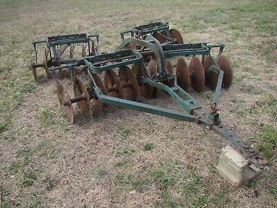 "DISC AXLE 1/"" X 26/"" SQUARE DISC HARROW FITS MANY BRAND"