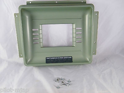 Mini-bank 1000 Atm Display Bezel  Part Number 451702-01