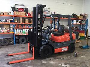 # FORKLIFTS # SALES~HIRE~SERVICE Gold Coast Region Preview