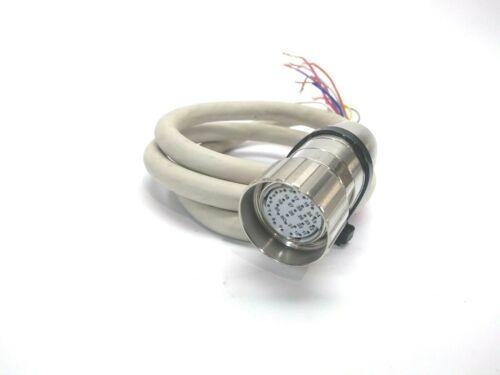 SMC AXT100-MC26-015 Pneumatic Manifold Control Cable