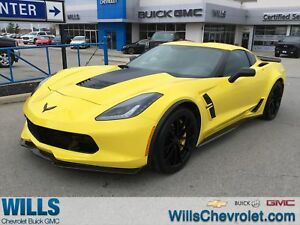 2017 Chevrolet Corvette Grand Sport | Z07 | 3LT | AUTO